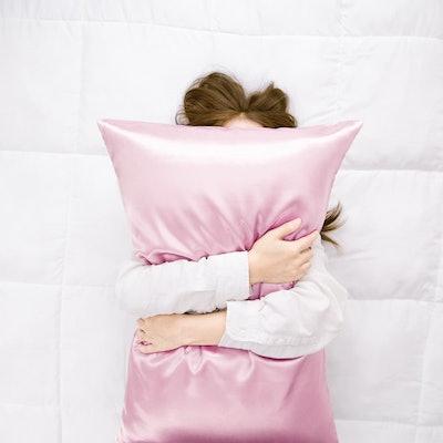 Bedsure Satin Pillowcase (2- Pack)