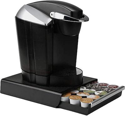 Mind Reader Single Serve Coffee Pod Drawer and Holder