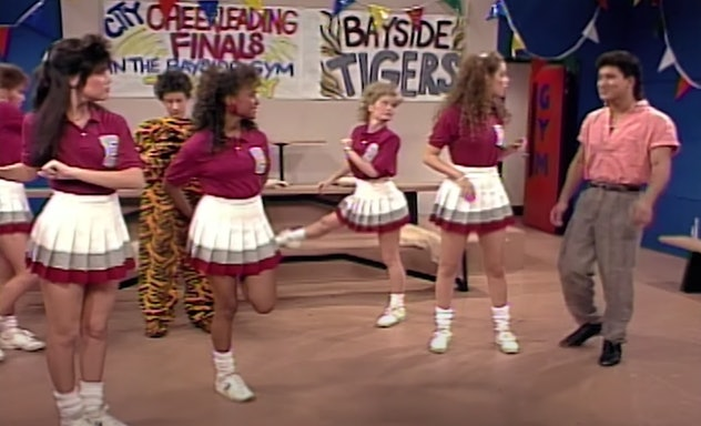 'Saved by the Bell' is streaming on Peacock.