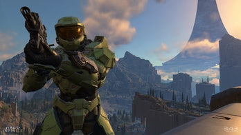 """A spartan from 'Halo: Infinite"""""""