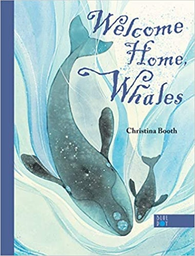 'Welcome Home, Whales' by Christina Booth