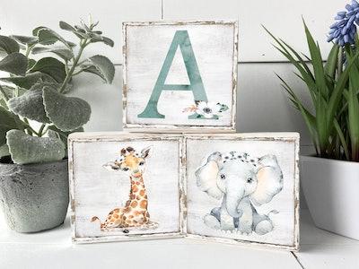 Animal Safari Set