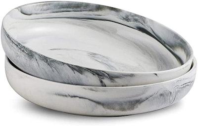 YHOSSEUN Porcelain Serving Bowl (Set of 2)