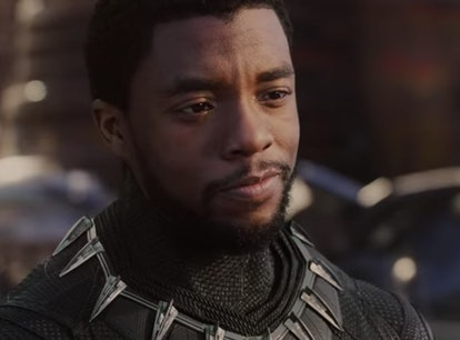 Chadwick Boseman will voice a version of T'Challa that became Star Lord instead of Black Panther in ...