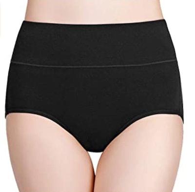 wirarpa High Waisted Cotton Underwear