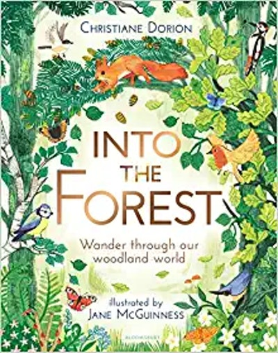 'Into The Forest' by Christiane Dorion & Jan McGuinness