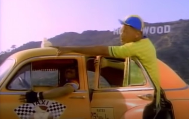 Will Smith stars in the 'Fresh Prince of Bel Air.'