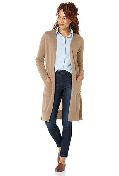 Amazon Essentials Lightweight Long-Sleeve Cardigan