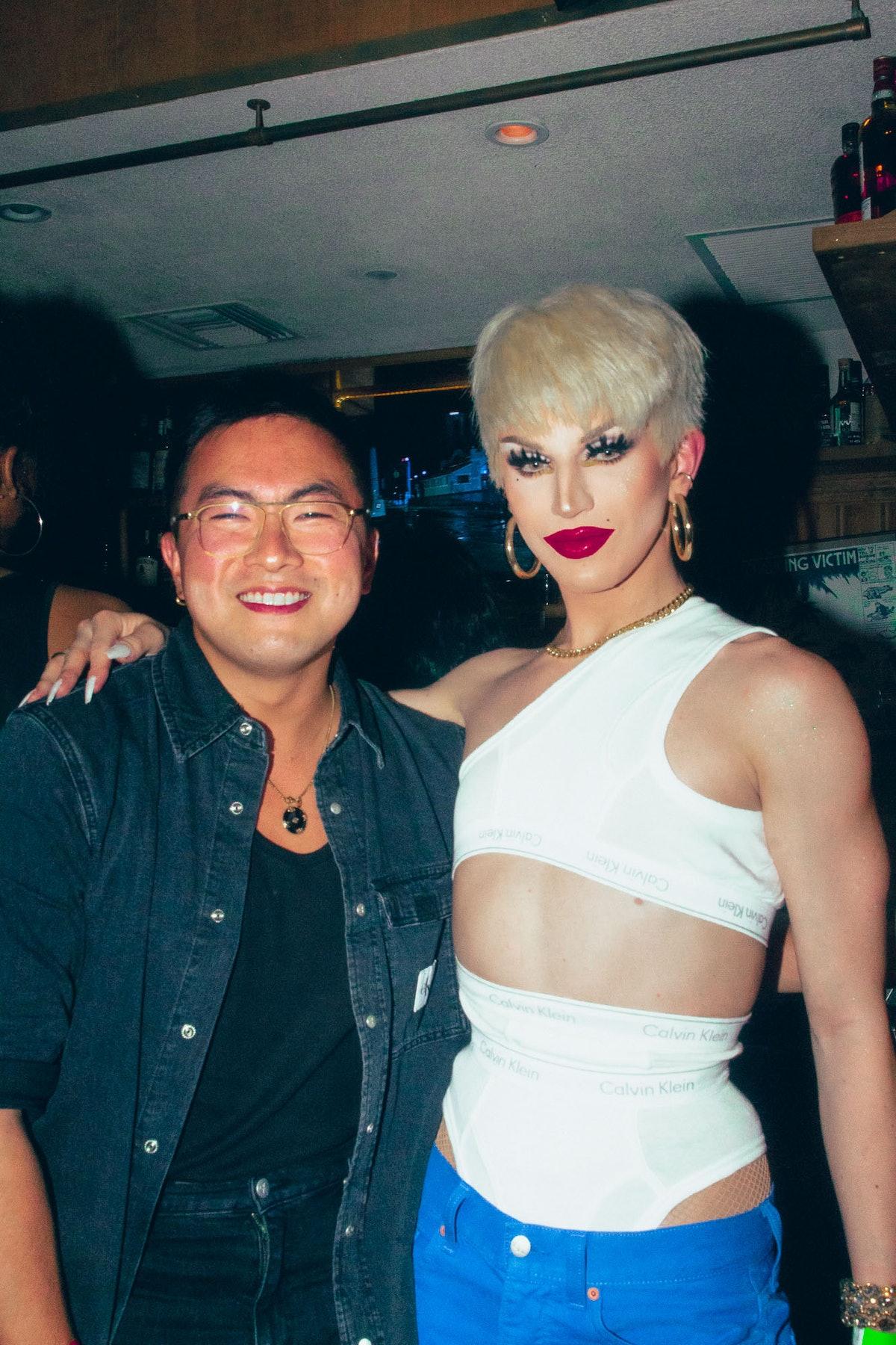 Bowen Yang and Aquaria
