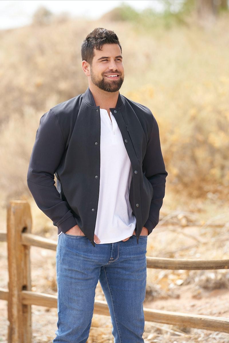 Bachelorette contestant, Blake Moynes