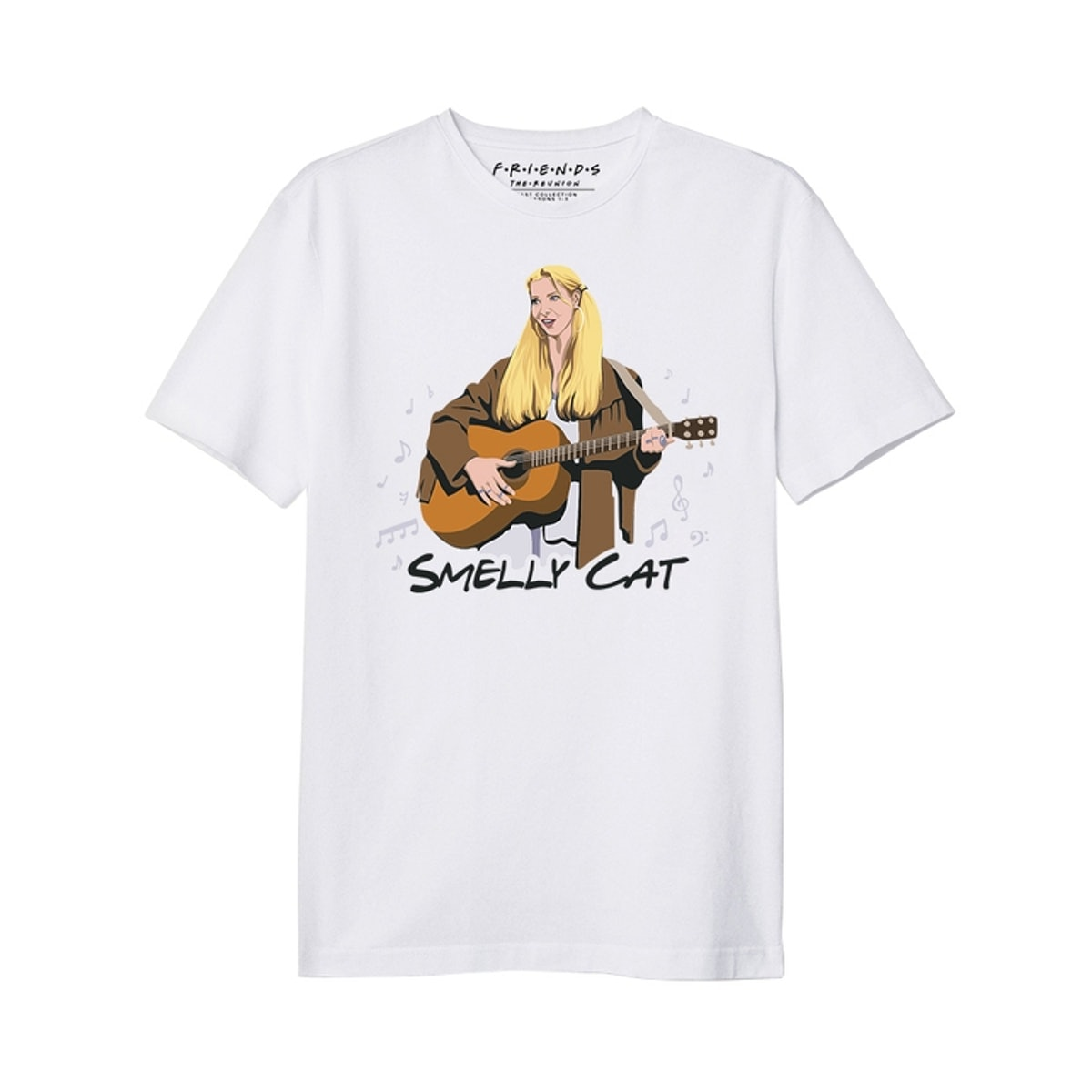 'Friends' Reunion Limited Edition Cast Collection smelly cat tee
