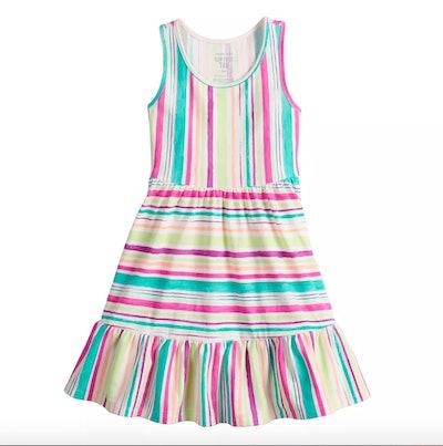 Jumping Beans® Ruffled Dress