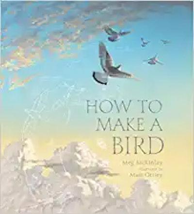 'How to Make a Bird' by Meg McKinlay & Matt Ottley