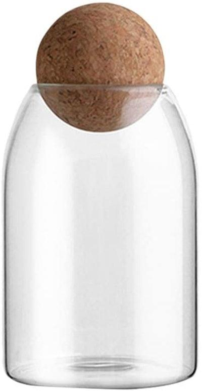 BESTONZON Glass Jar with Airtight Seal