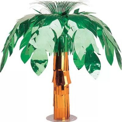 Metallic Palm Trees