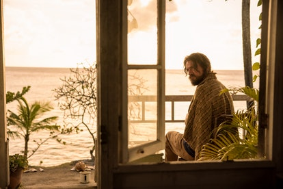 CHARLES HALFORD as BIG JOHN in episode 210 of OUTER BANKS.