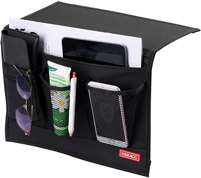 HAKACC Bedside Caddy Storage Organizer