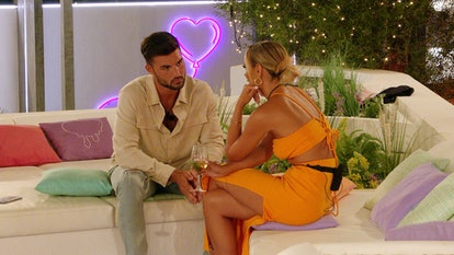 Liam and Millie after Casa Amor on Love Isand 2021