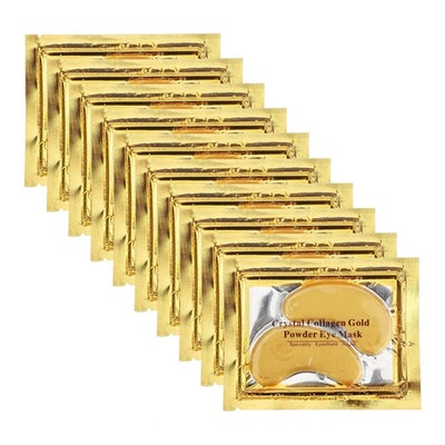 Adofect Gold Collagen Eye Mask (30- Pack)