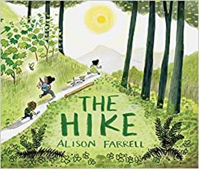 'The Hike' by Alison Farrell