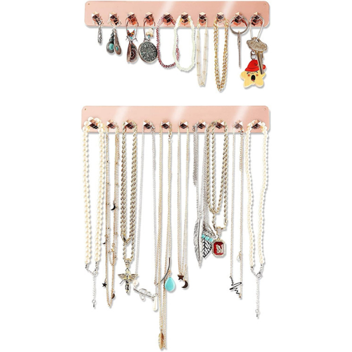 Boxy Concepts Necklace Organizer (2 Pack)