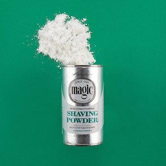 SoftSheen-Carson Magic Skin Conditioning Shaving Powder