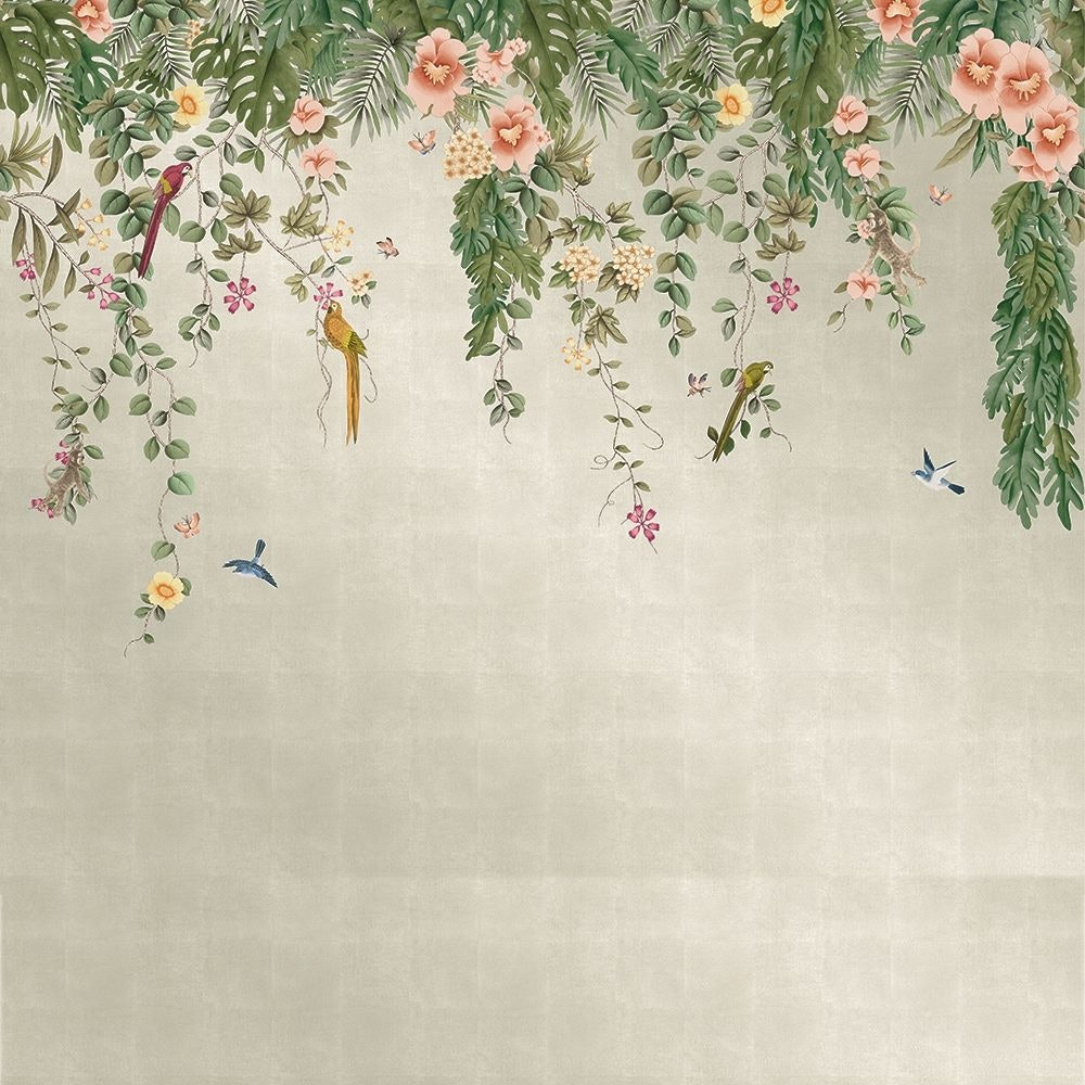 Canopy Chinoiserie Wallpaper