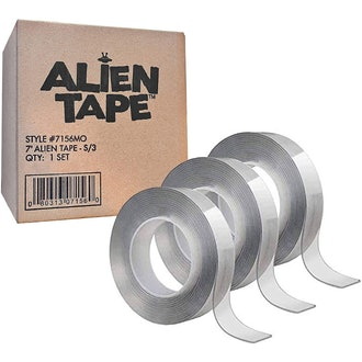 Bell+Howell ALIENTAPE Transparent Mounting Double Sided Tape (Set of 3)