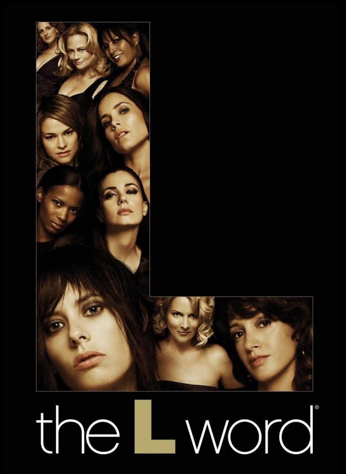 The L Word season 1 poster