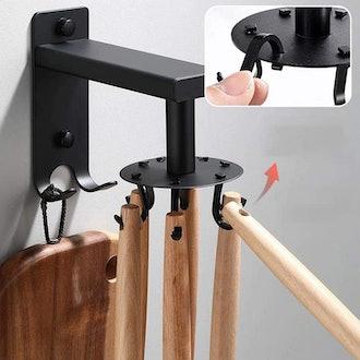 Ascotahoo Wall-mounted Utensils Hanger
