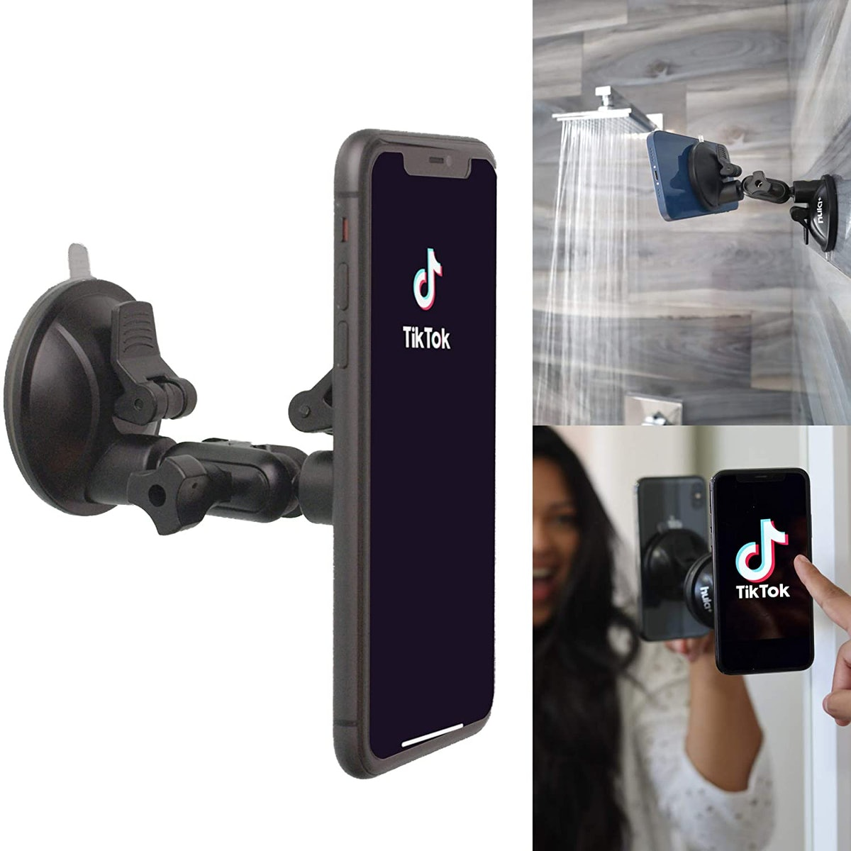 Hula+ Shower Phone Mount