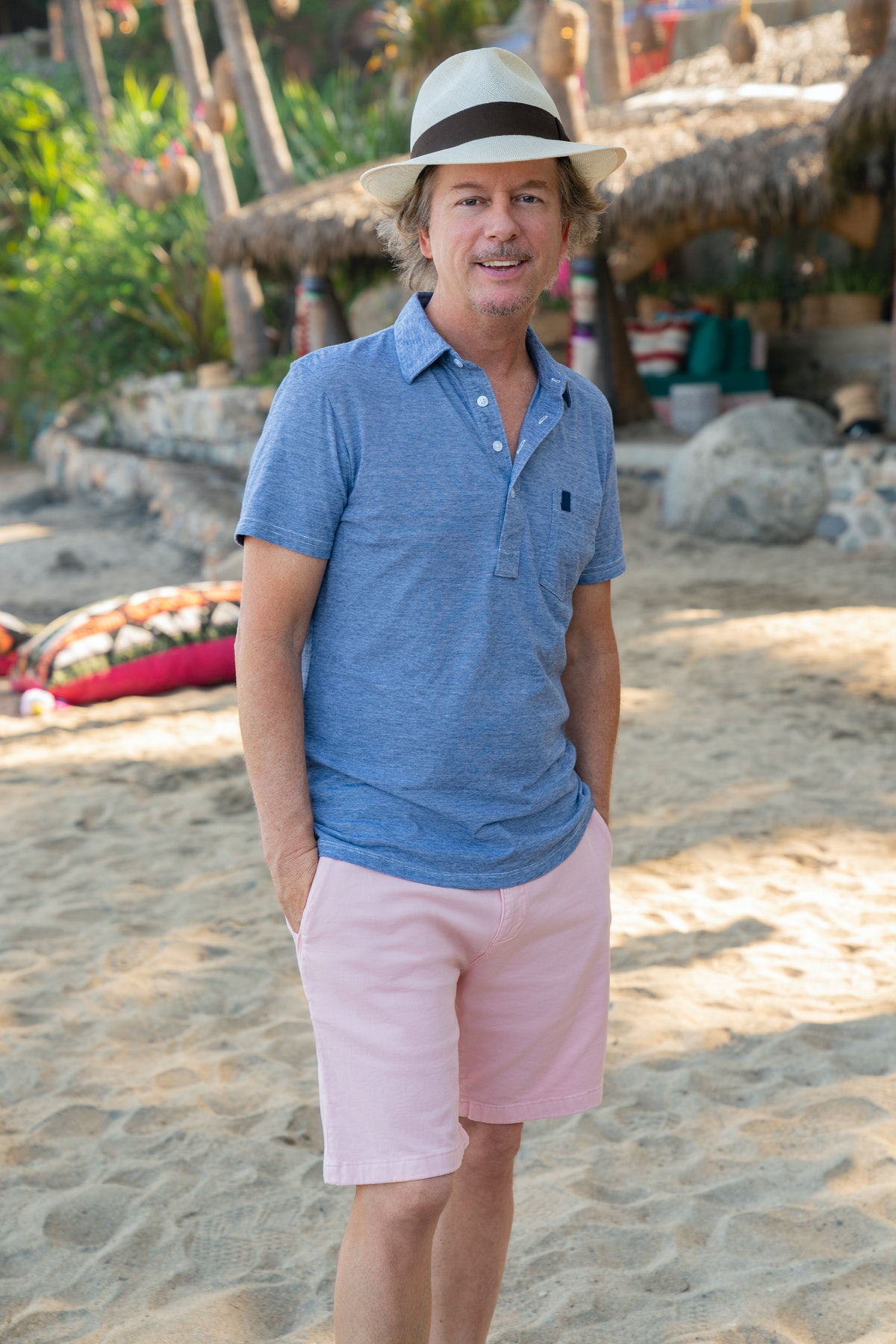 """David Spade hosted the Season 7 premiere episode of """"Bachelor in Paradise."""""""