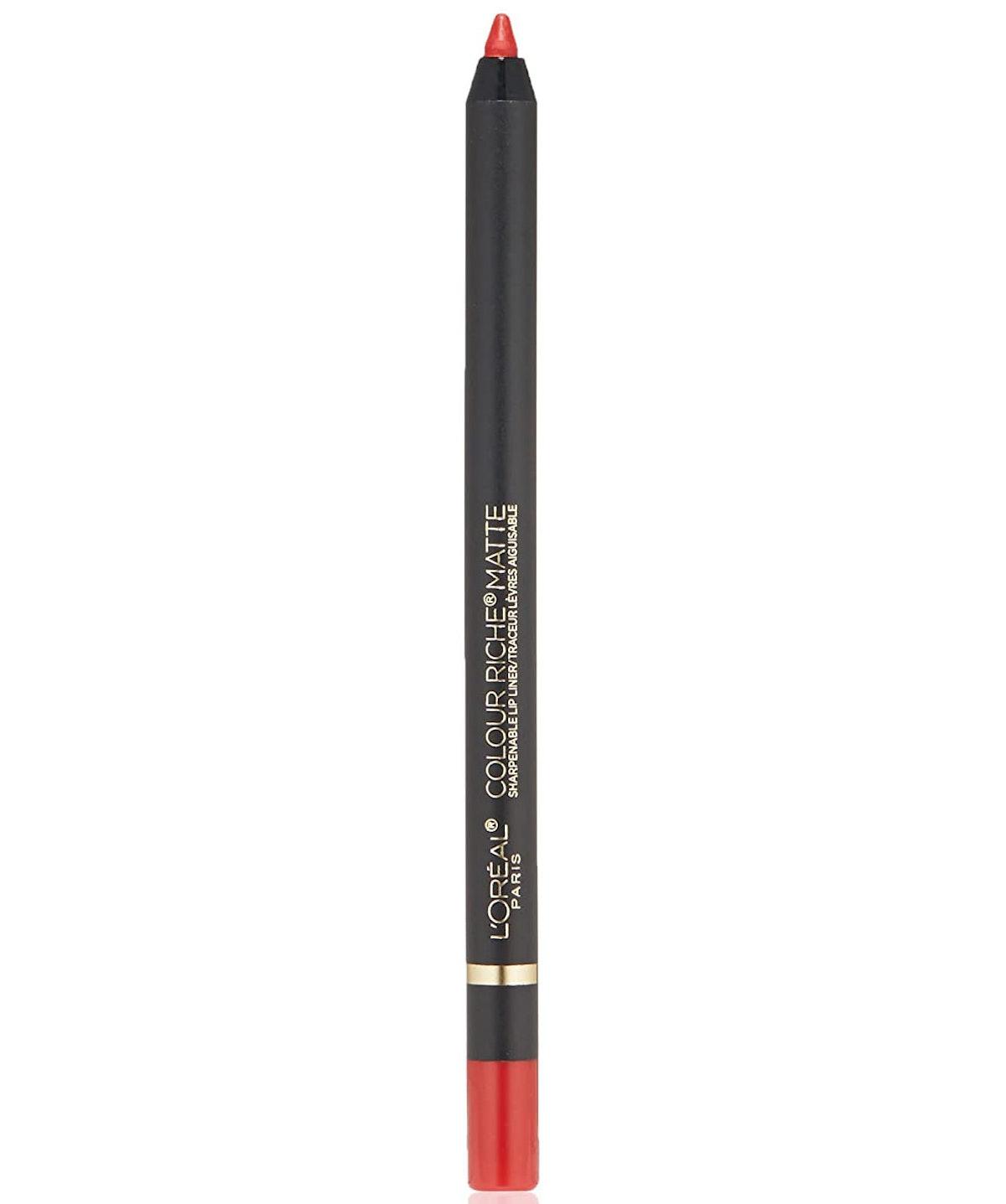 L'Oréal Paris Colour Riche Matte Lip Liner in In-Matte-Uated With You