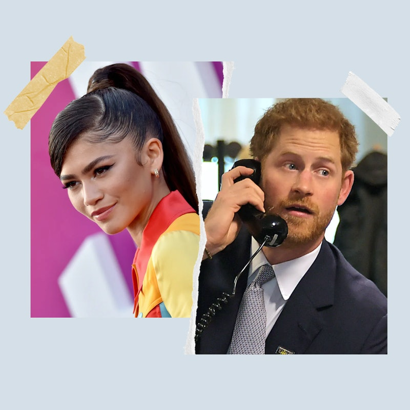 Zendaya and Prince Harry are celebs who are Virgos.