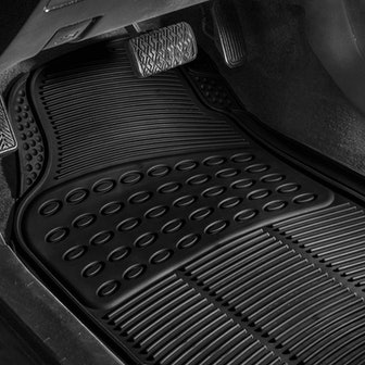 FH Group All Weather Floor Mat (4-Piece)
