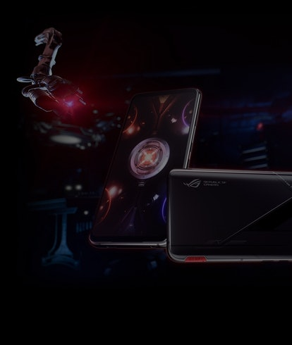 Asus Gaming smartphone with powerful features