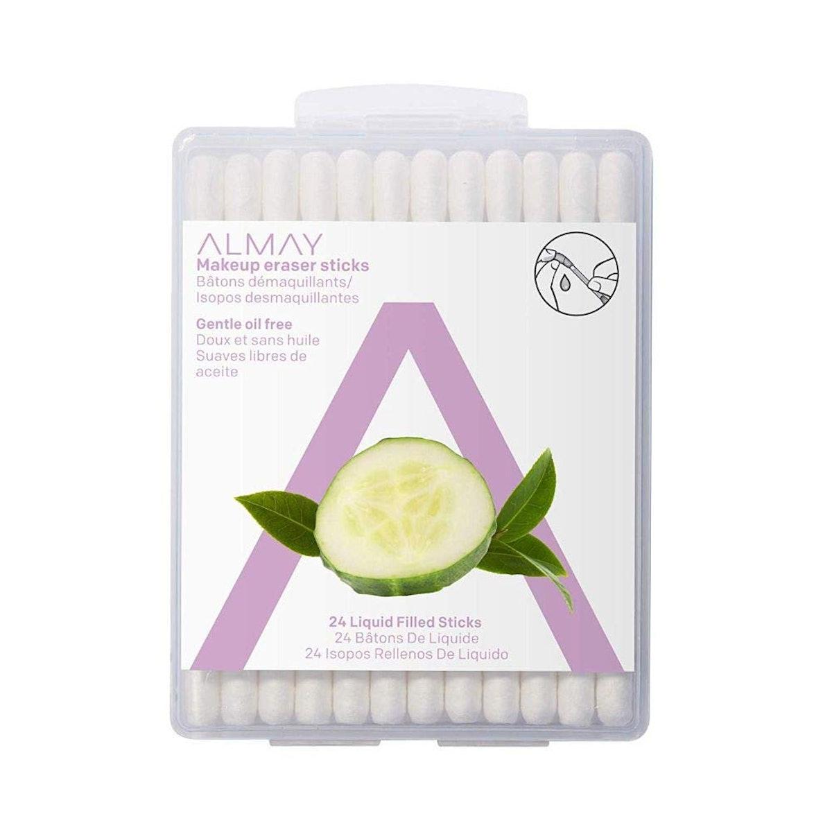 Almay Makeup Eraser Sticks (24-Pack)
