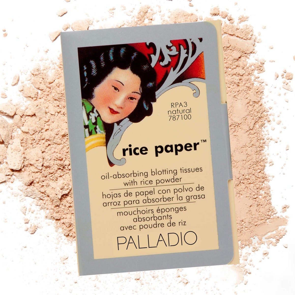 Palladio Rice Paper Blotting Tissues