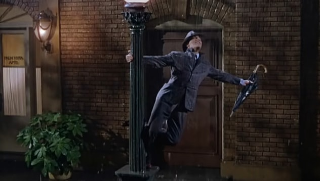 Gene Kelly as Don Lockwood.