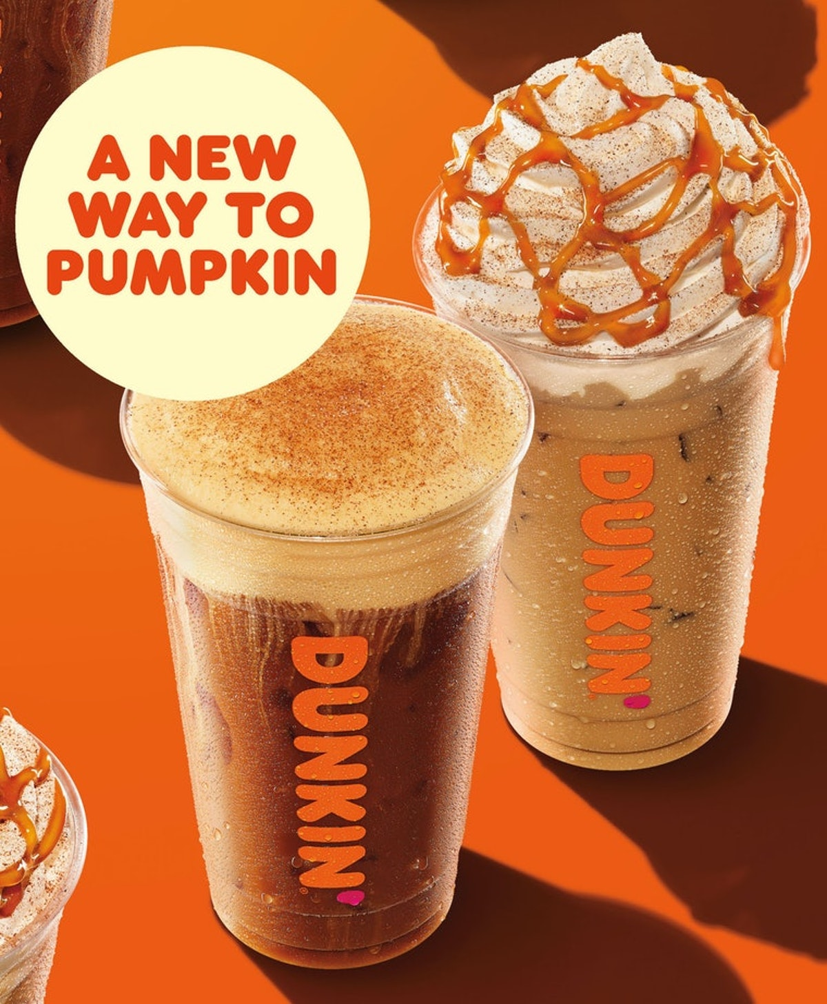 Here's what to know about if Dunkin's Pumpkin Spice Latte is vegan because it might surprise you.