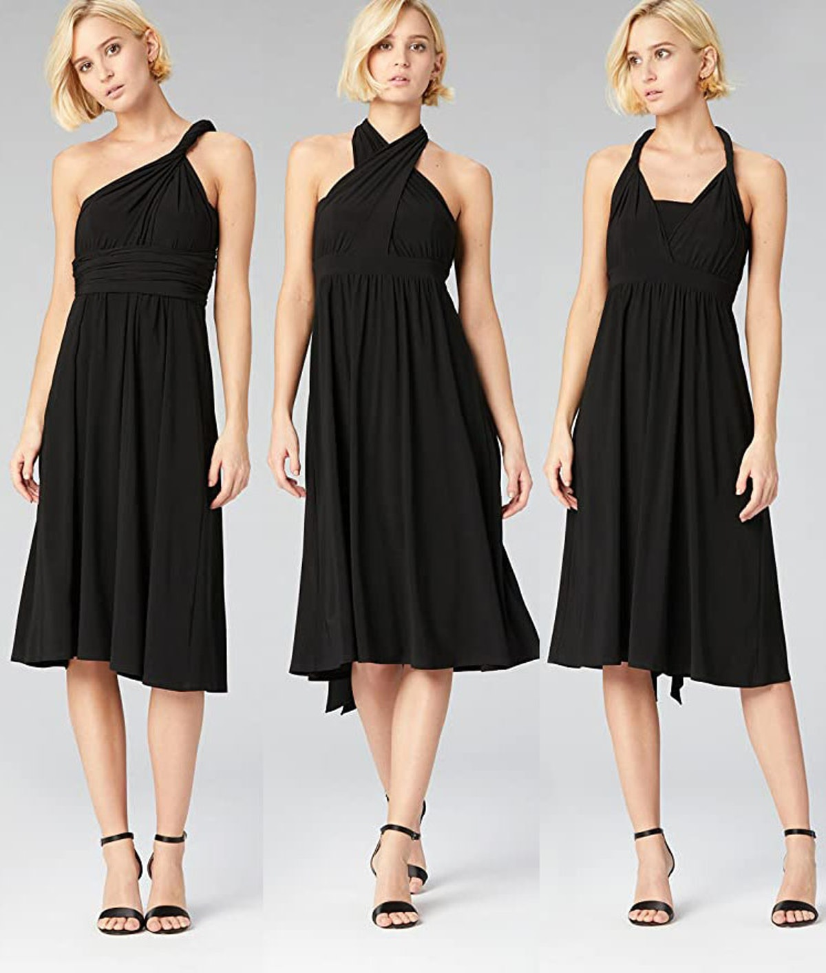 TRUTH & FABLE Multiway Midi Dress