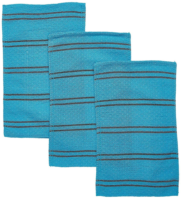 SongWol Exfoliating Wash Cloths (3-Pack)