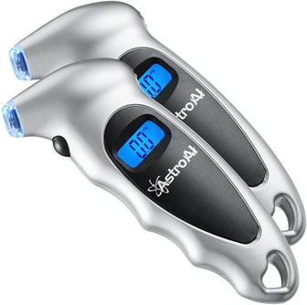 AstroAI Digital Tire Pressure Gauge (2-Pack)