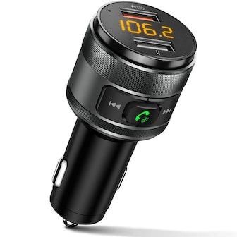 IMDEN Bluetooth 5.0 FM Transmitter for Car