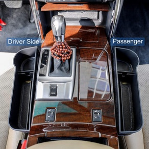 CALBEAU Car Seat Gap Filler (2-Pack)