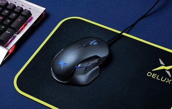 best ambidextrous gaming mice