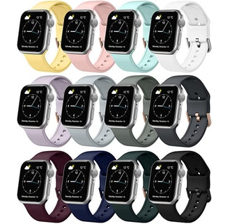 Poy Silicone Watch Band (12-Pack)