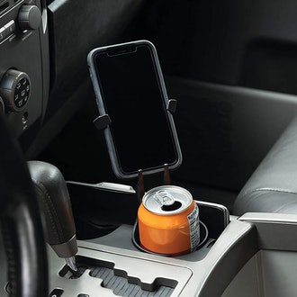 Kuryakyn Free-Flex Cup and Cell Phone Device Holder