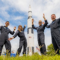 Inspiration4: How Netflix and SpaceX are about to open up spaceflight