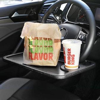 Cutequeen Eating/Laptop Steering Wheel Desk